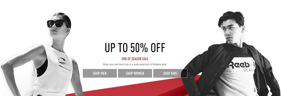8bc88c07552 ... na různých e-shopech se sportovním oblečením. U nás na Buykers je  výhodná Reebok sleva a Reebok slevový kupon na nákup přímo na e-shopu  Reebok.cz.